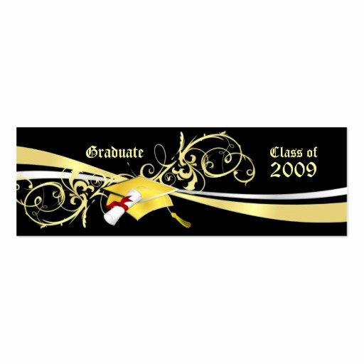Graduation Name Card Template New Graduation Name Cards Business Card Templates Page2