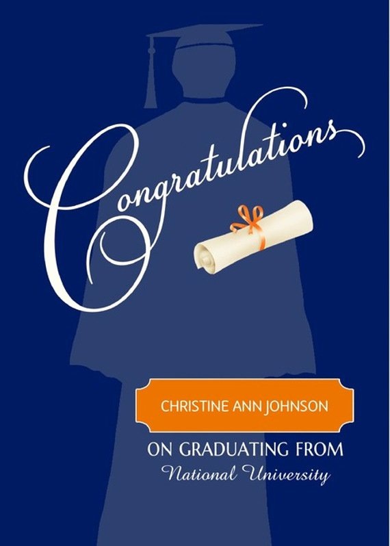 Graduation Name Card Template Unique 7 Graduation Name Cards Free Psd Vector Eps Png