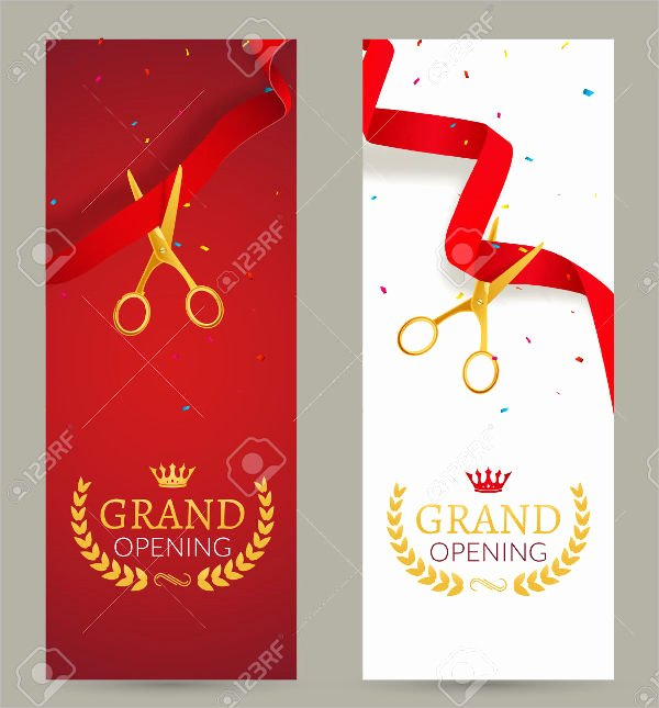 Grand Opening Invitation Template Awesome 11 Grand Opening Invitation Banners Psd Ai Word