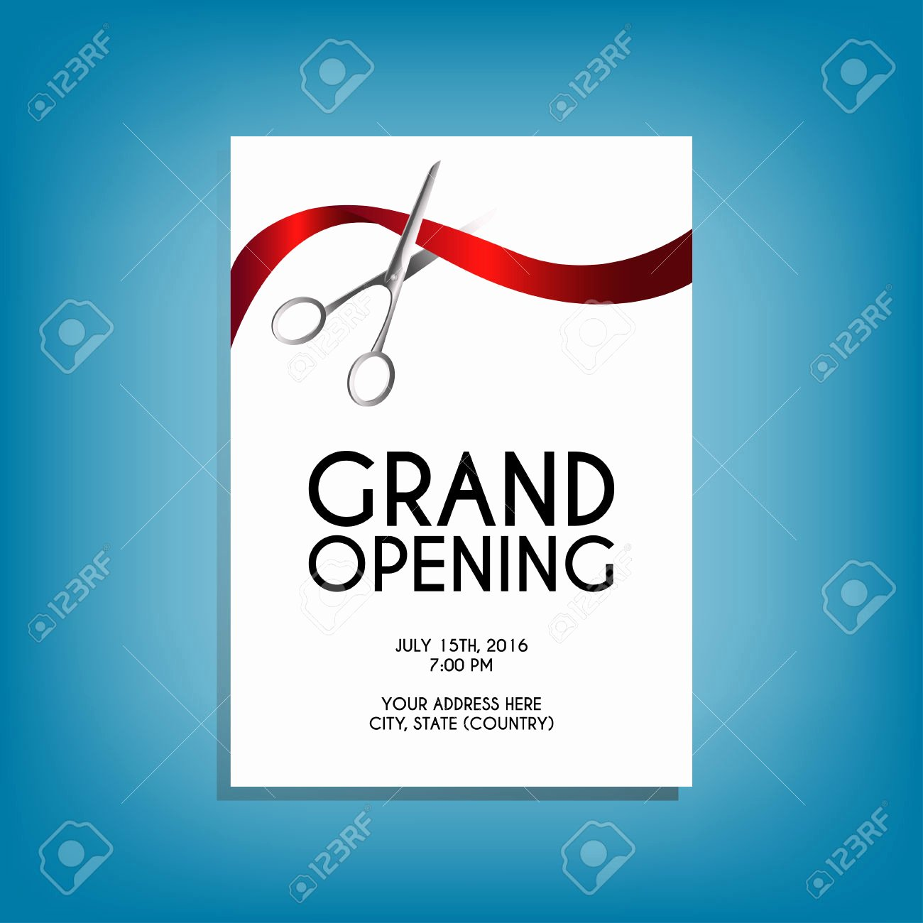 Grand Opening Invitation Template Luxury Grand Opening Invitation Templates