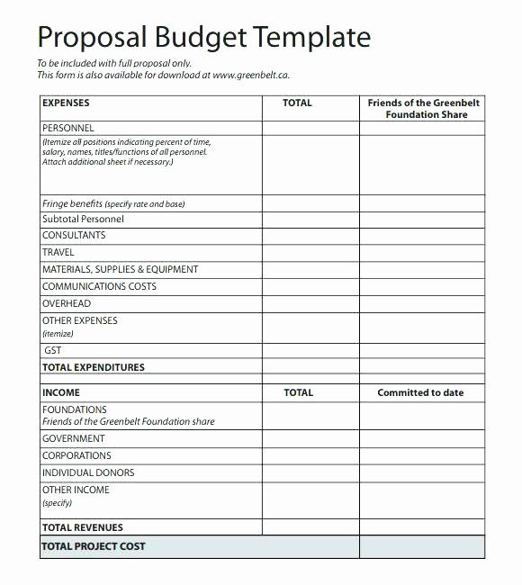 Grant Budget Template Excel Best Of Grant Application forms Funding form Template Word