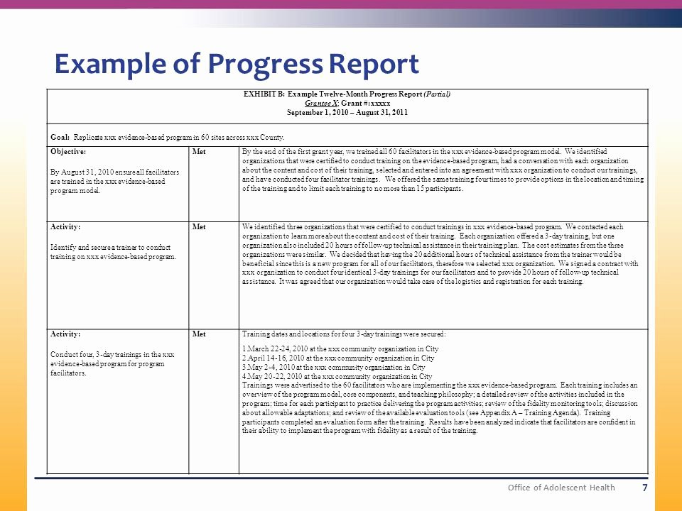 Grant Progress Report Template Unique Microsoft Word format Related Keywords Microsoft Word