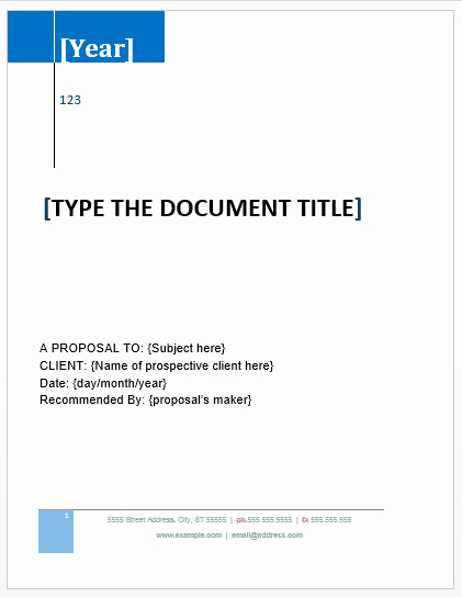Grant Proposal Template Word Fresh Proposal Templates Archives Microsoft Word Templates
