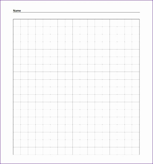 Graph Paper Template Excel Beautiful 10 Excel Graph Paper Templates Exceltemplates