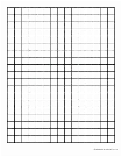 Graph Paper Template Excel Best Of 1 Inch Square Graph Paper 1 Inch Square Graph Paper 1 8