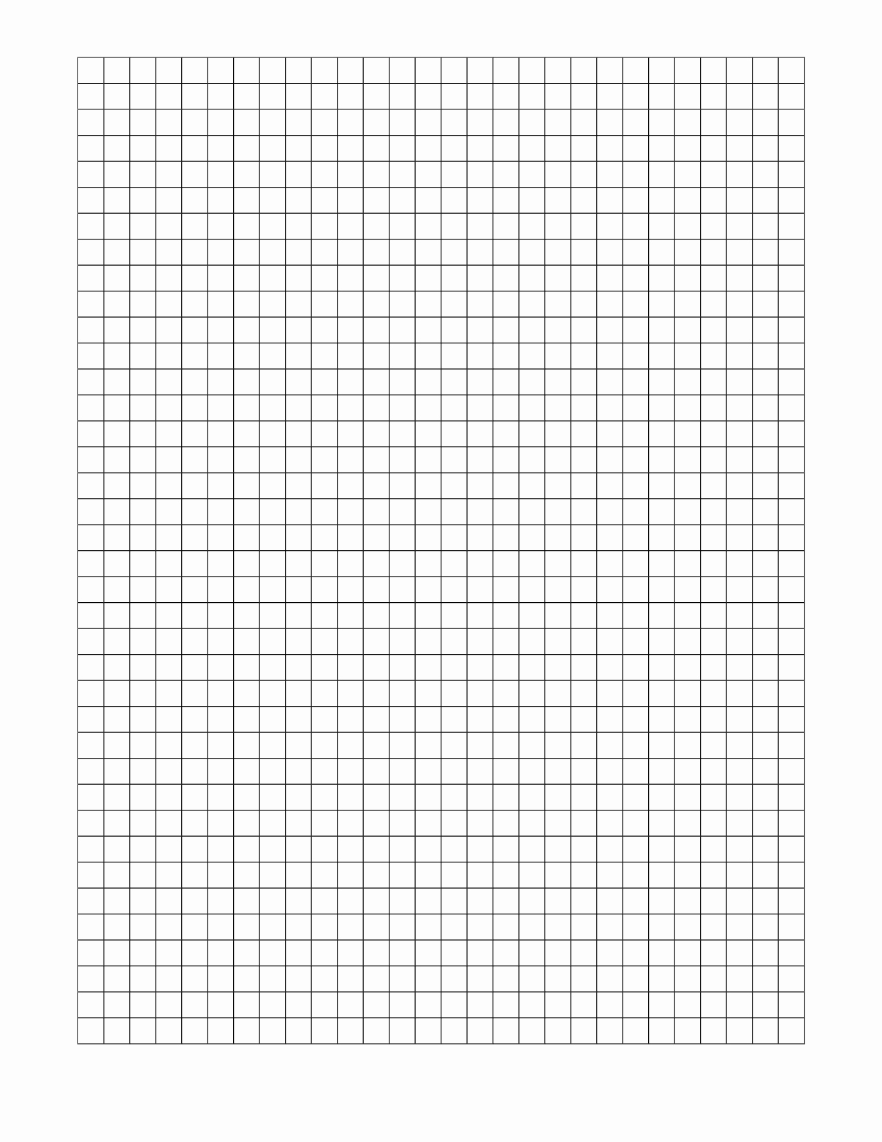 Graph Paper Template Excel Best Of Make Graph Paper In Excel 2013 Printable Graph Paper and