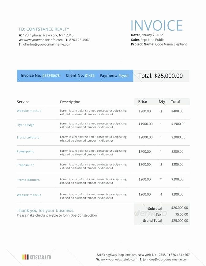 Graphic Design Estimate Template Inspirational Graphic Design Estimate Template – Lamdep