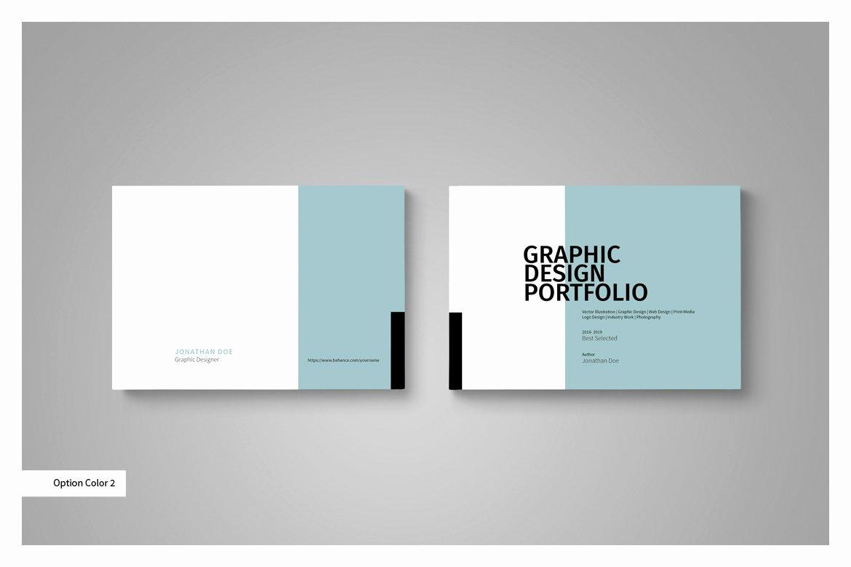 Graphic Design Portfolio Template Best Of Graphic Design Portfolio Template In Brochure Templates On