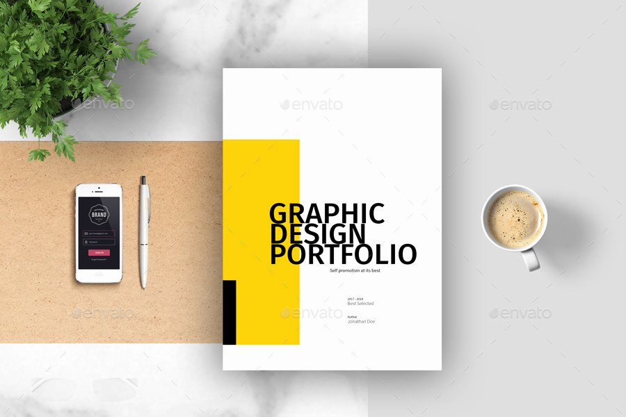 Graphic Design Portfolio Template Lovely Graphic Design Portfolio Template by Adekfotografia
