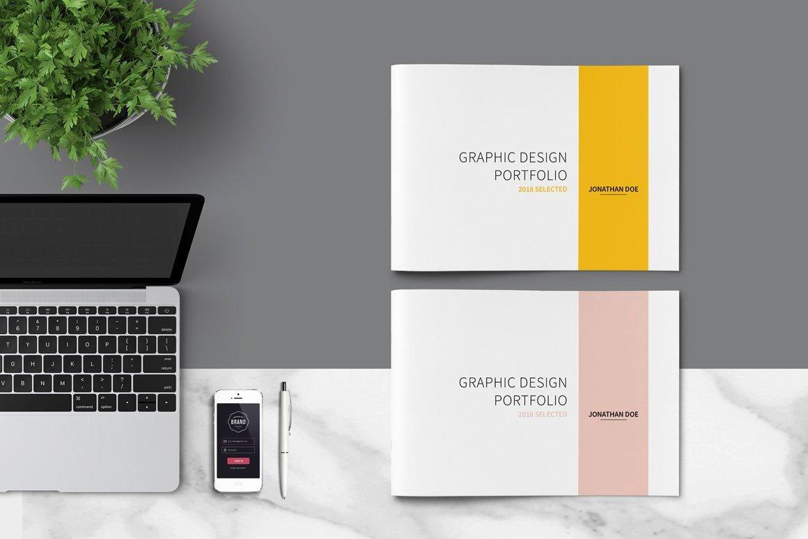 Graphic Design Portfolio Template New Graphic Design Portfolio Template Brochure Templates