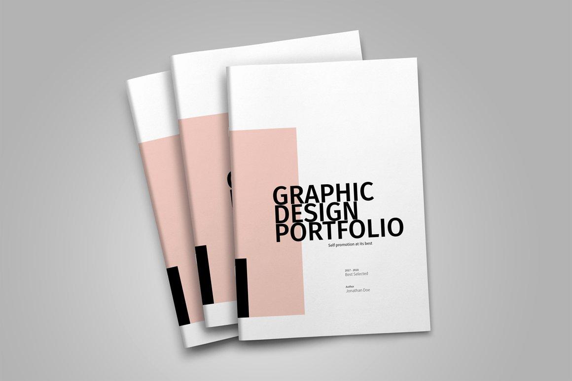 Graphic Design Portfolio Template New Graphic Design Portfolio Template