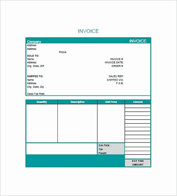 Graphic Designer Invoice Template Lovely 25 Best Ideas About Invoice Template On Pinterest