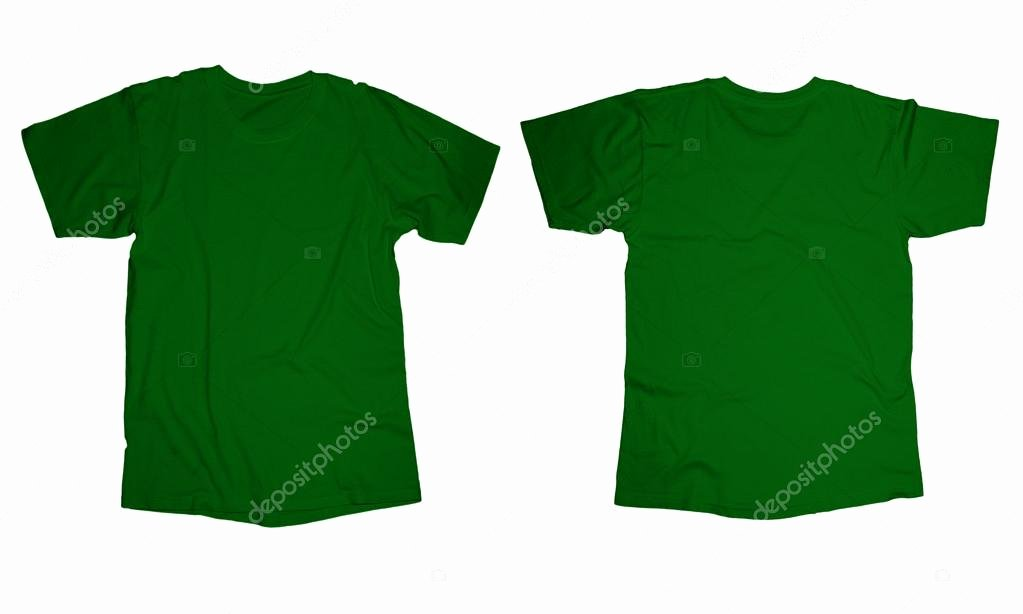 Green T Shirt Template Best Of the Gallery for Green T Shirt Back Template