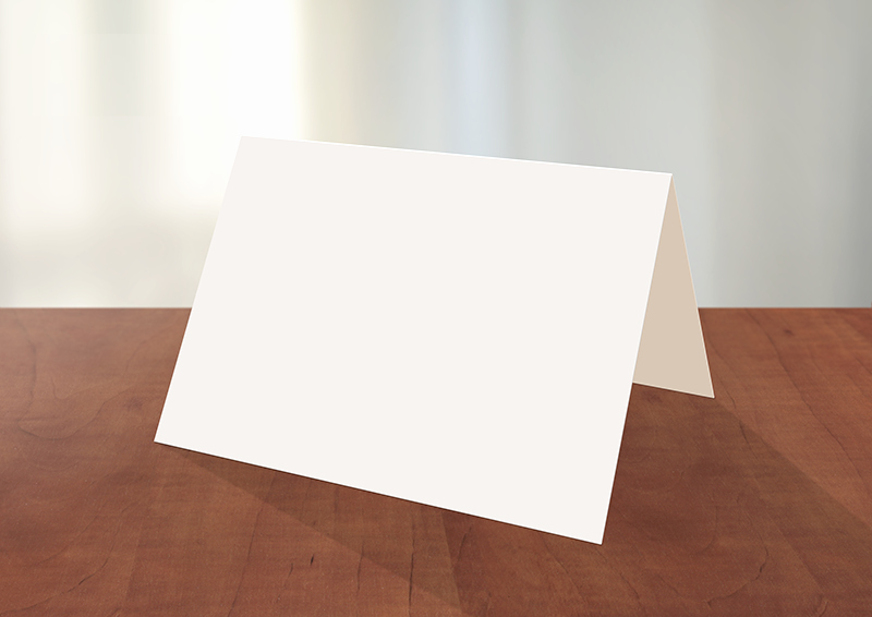 Greeting Card Template Photoshop Awesome Greeting Card Shop Mockup Pitchstock