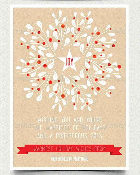 Greeting Card Template Photoshop Beautiful Holiday Card Template Free Printable Word Blank Greeting