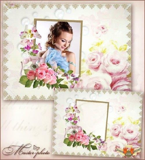 Greeting Card Template Photoshop Elegant Greeting Card for Women Template Psd for Birthday Pictures