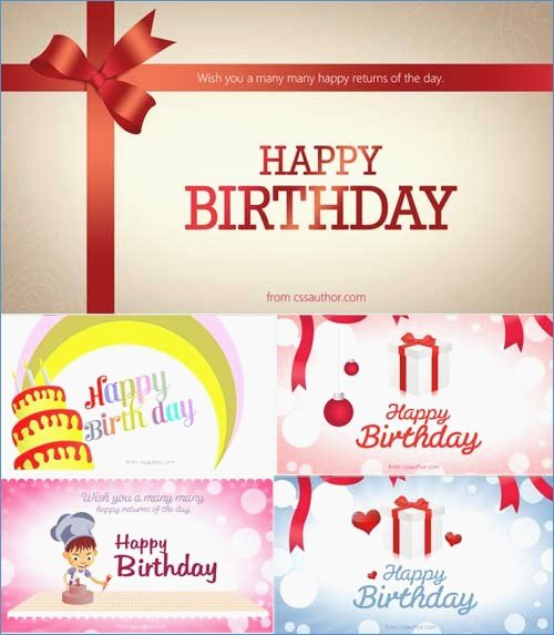 Greeting Card Template Photoshop Unique Birthday Card Psd Template – Draestantfo
