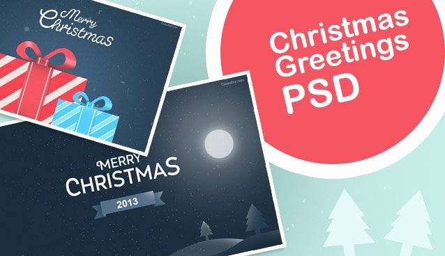 Greeting Card Template Photoshop Unique Free Christmas Greeting Cards Psd › Free Greetings Psd