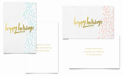 Greeting Card Template Word Awesome Greeting Card Templates Word & Publisher Templates