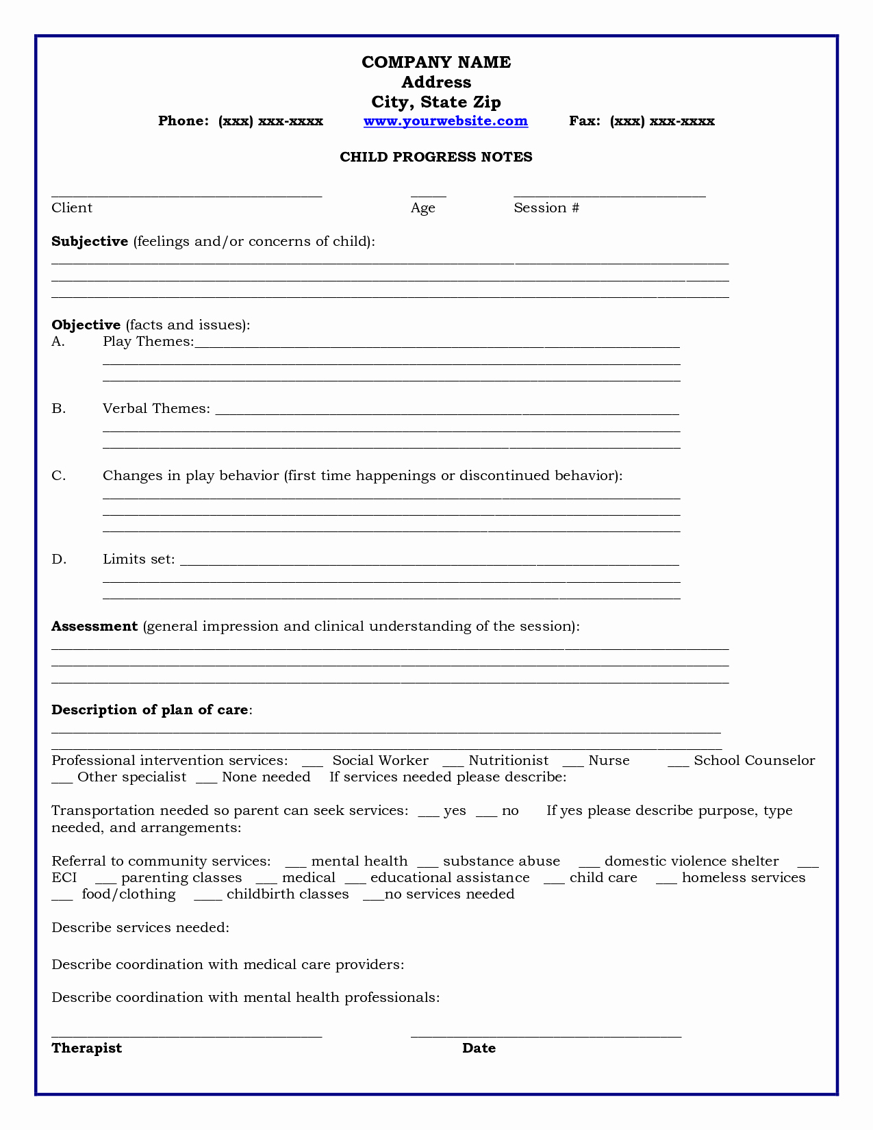 Group therapy Note Template Lovely Group therapy Note Template How You Can attend Group