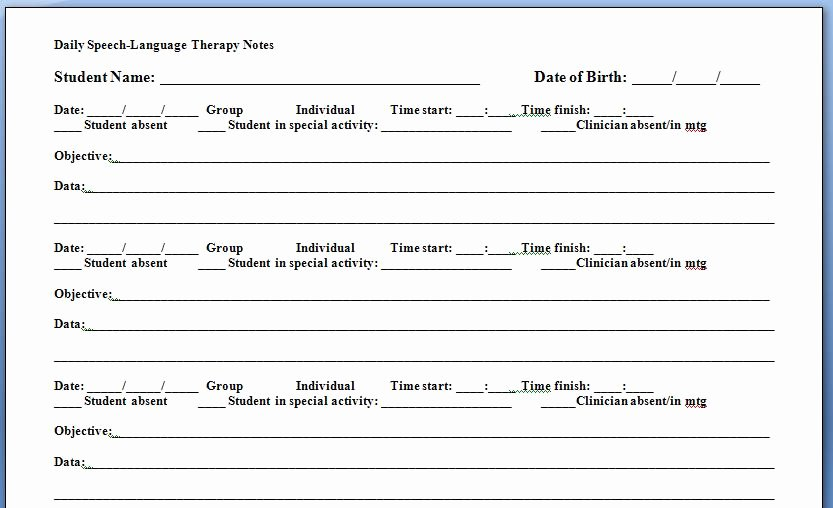 Group therapy Notes Template Best Of the Motherlode Of organization