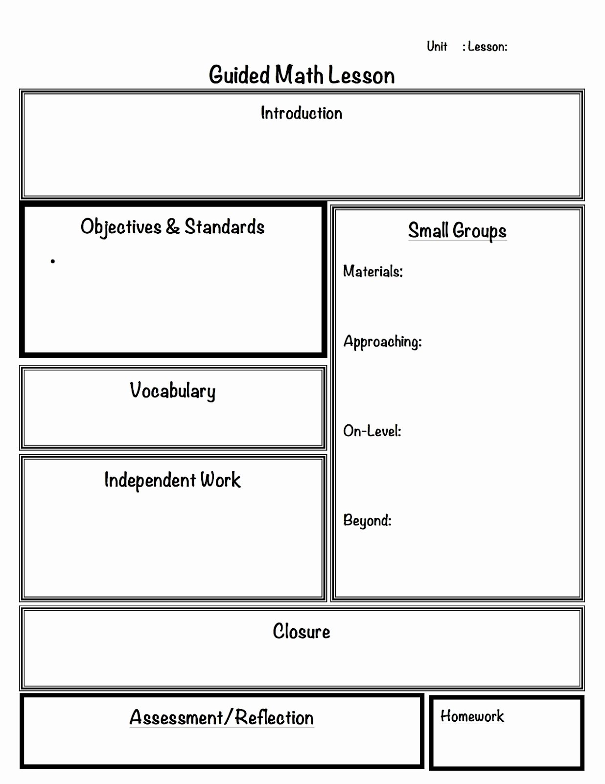 Guided Reading Template Pdf Elegant 2 organized Apples Classroom solutions for Grades 3 5