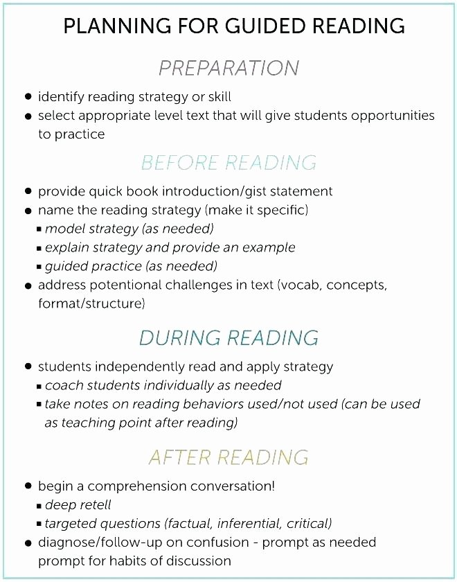 Guided Reading Template Pdf New Guided Reading Worksheets Guided Reading Prehension