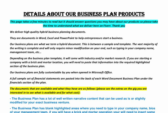 Gym Business Plan Template Lovely Supply A Fitness Center Gym Business Plan