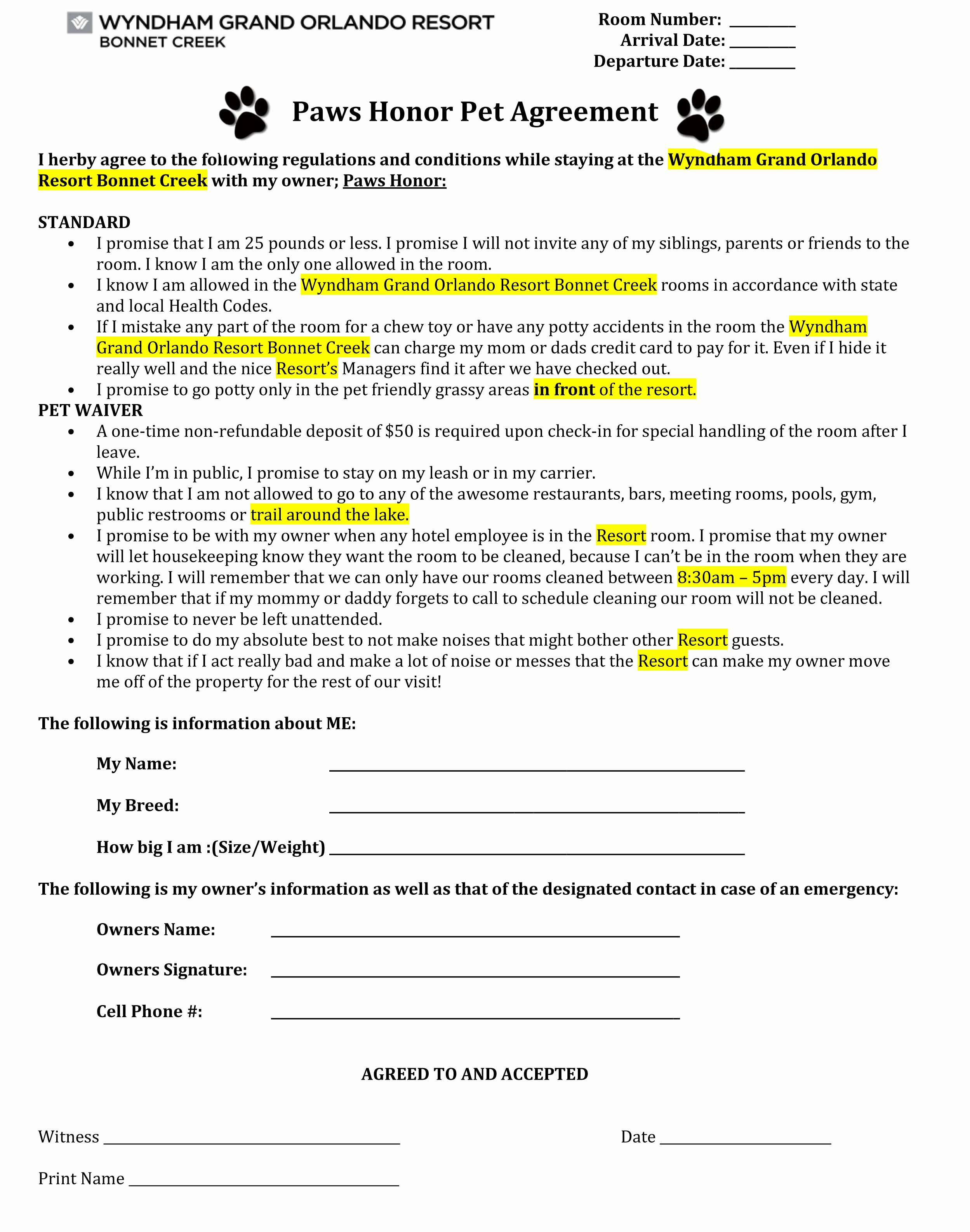 Gym Membership Agreement Template Fresh Planet Fitness Membership Agreement