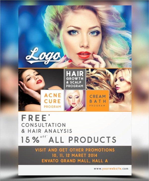 Hair Flyers Free Template Awesome 21 Hair Salon Flyer Templates Ai Psd Word Eps