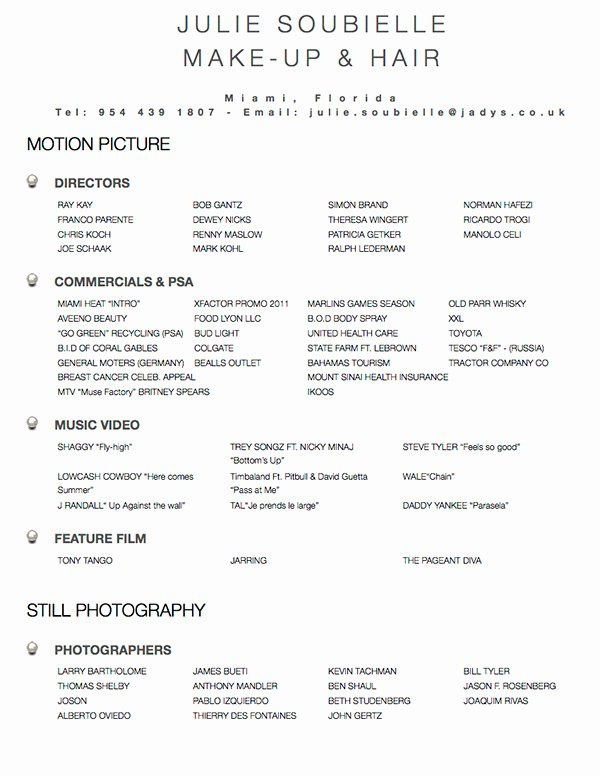 Hair Stylist Resume Template Beautiful Example Resume Resume Templates Hair Stylist