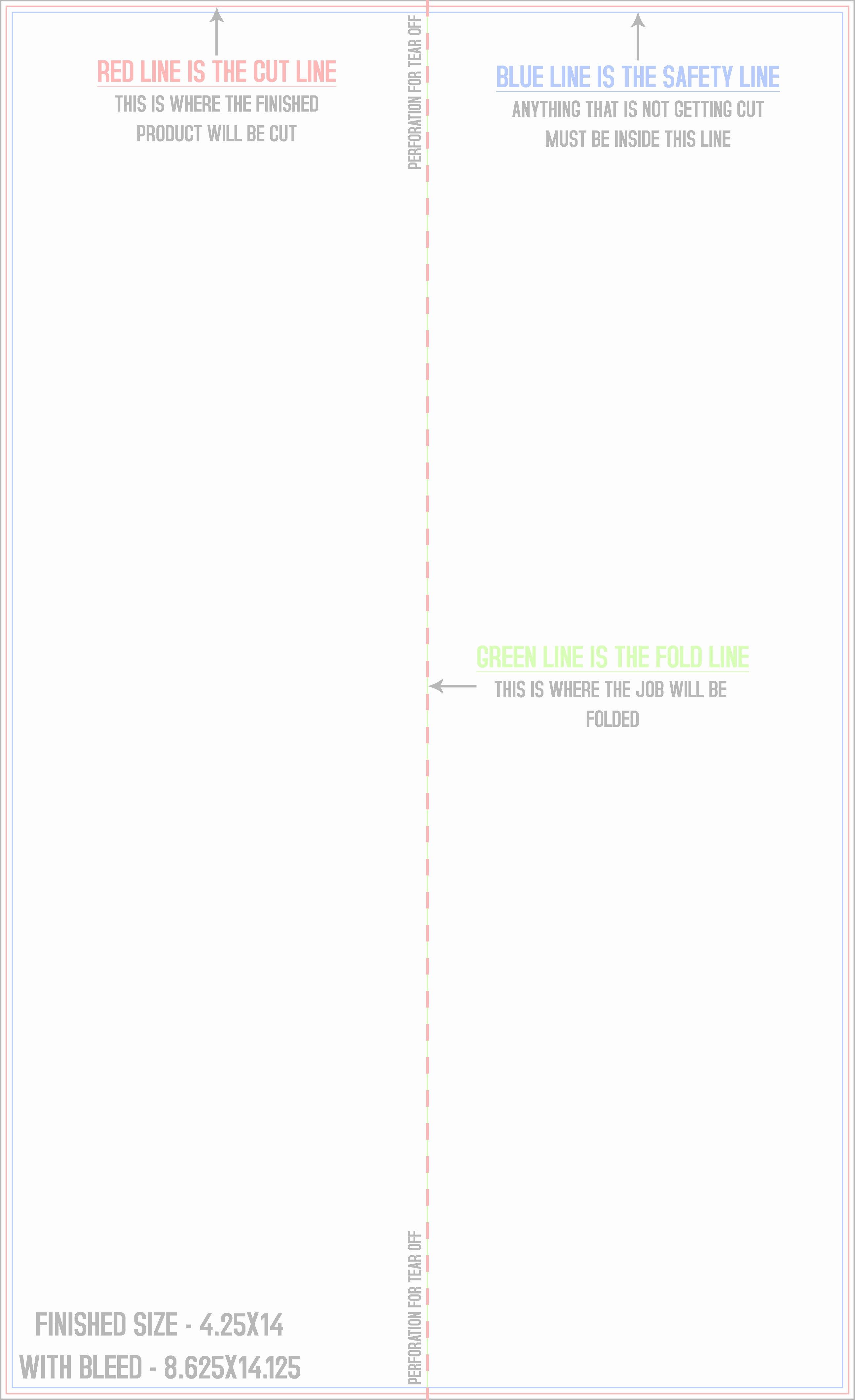 Half Fold Brochure Template Inspirational Brochure Half Fold & Perf On Fold Templates