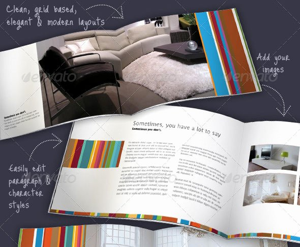 Half Page Brochure Template Best Of 10 Beautiful Furniture Brochure Templates – Design Freebies