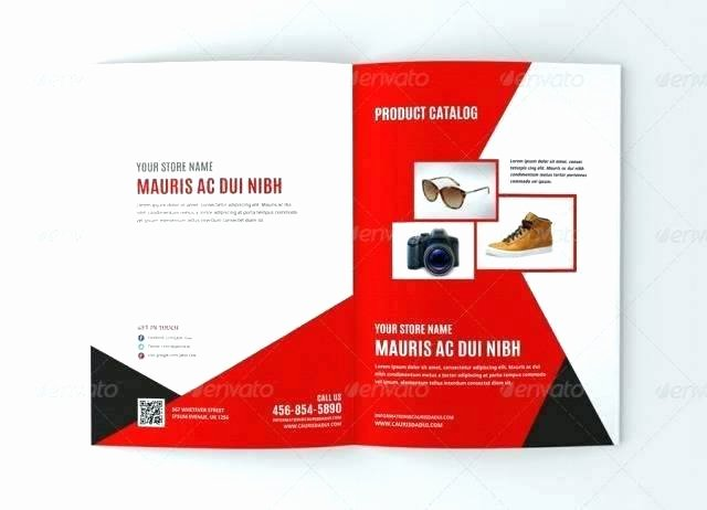 Half Page Brochure Template Best Of Half Page Ad Template Photoshop