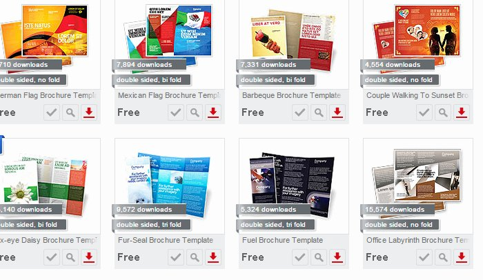 Half Page Brochure Template Unique Half Page Brochure Template Quarter Sheet Flyer Template
