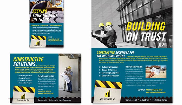 Half Page Flyer Template Inspirational 2014