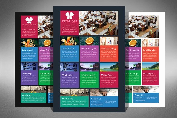 Half Page Flyer Template Lovely Half Page Flyers 27 Free Psd Ai Vector Eps format