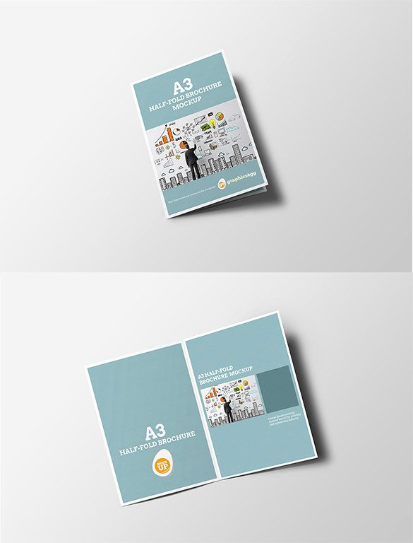 Half Sheet Flyer Template Inspirational Half Page Brochure Template Create Flyers Quarter P and
