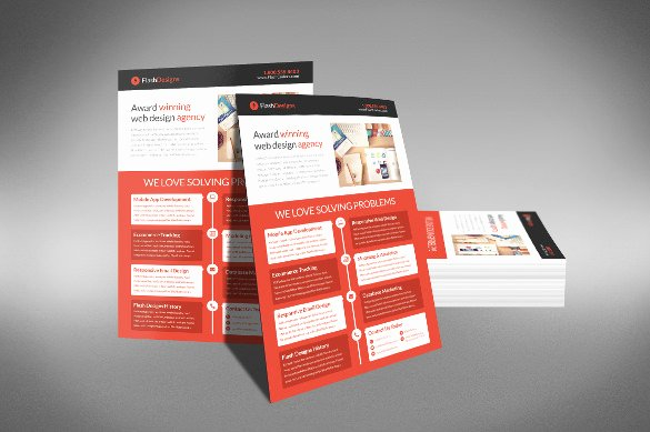 Half Sheet Flyer Template Inspirational Half Page Flyers 27 Free Psd Ai Vector Eps format