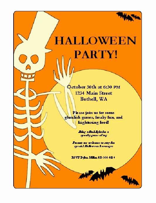 unique halloween flyer templates