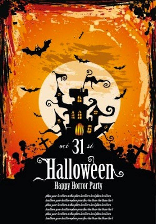Halloween Flyer Template Free Inspirational 12 Best Free Halloween Flyer Templates thedesignblitz