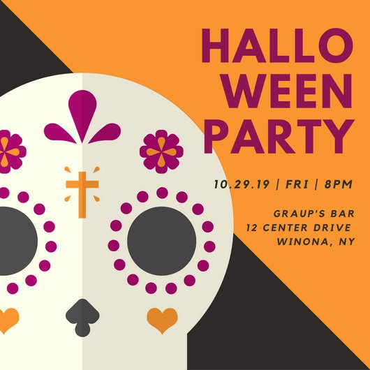 Halloween Party Invite Template Lovely Customize 3 999 Halloween Party Invitation Templates