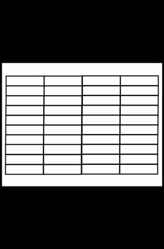 Hanging File Label Template Awesome Avery Hanging Folder Insert Template