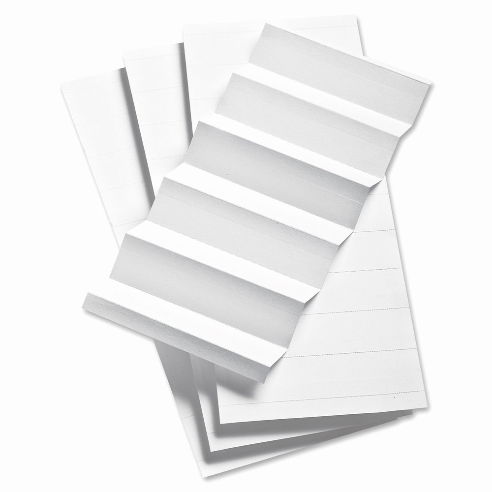 Hanging File Label Template Best Of Pendaflex 1 3 Cut Hanging File Insert Strips Blank Tab S