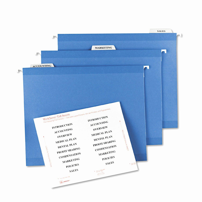 Hanging File Label Template Elegant Avery Hanging File Labels Template Templates Data
