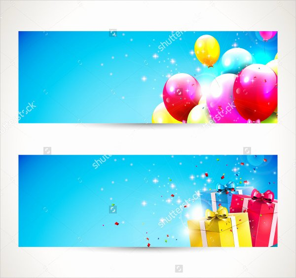 Happy Birthday Banner Template Awesome 23 Happy Birthday Banners Free Psd Vector Ai Eps