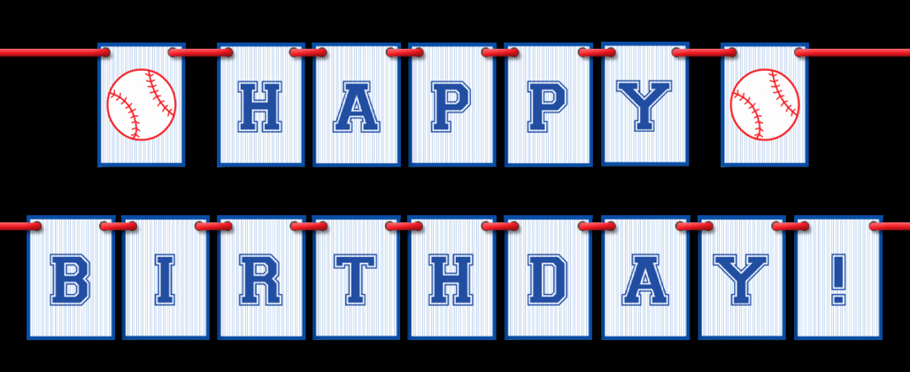 Happy Birthday Banner Template Best Of Diy Pennant Banner Templates