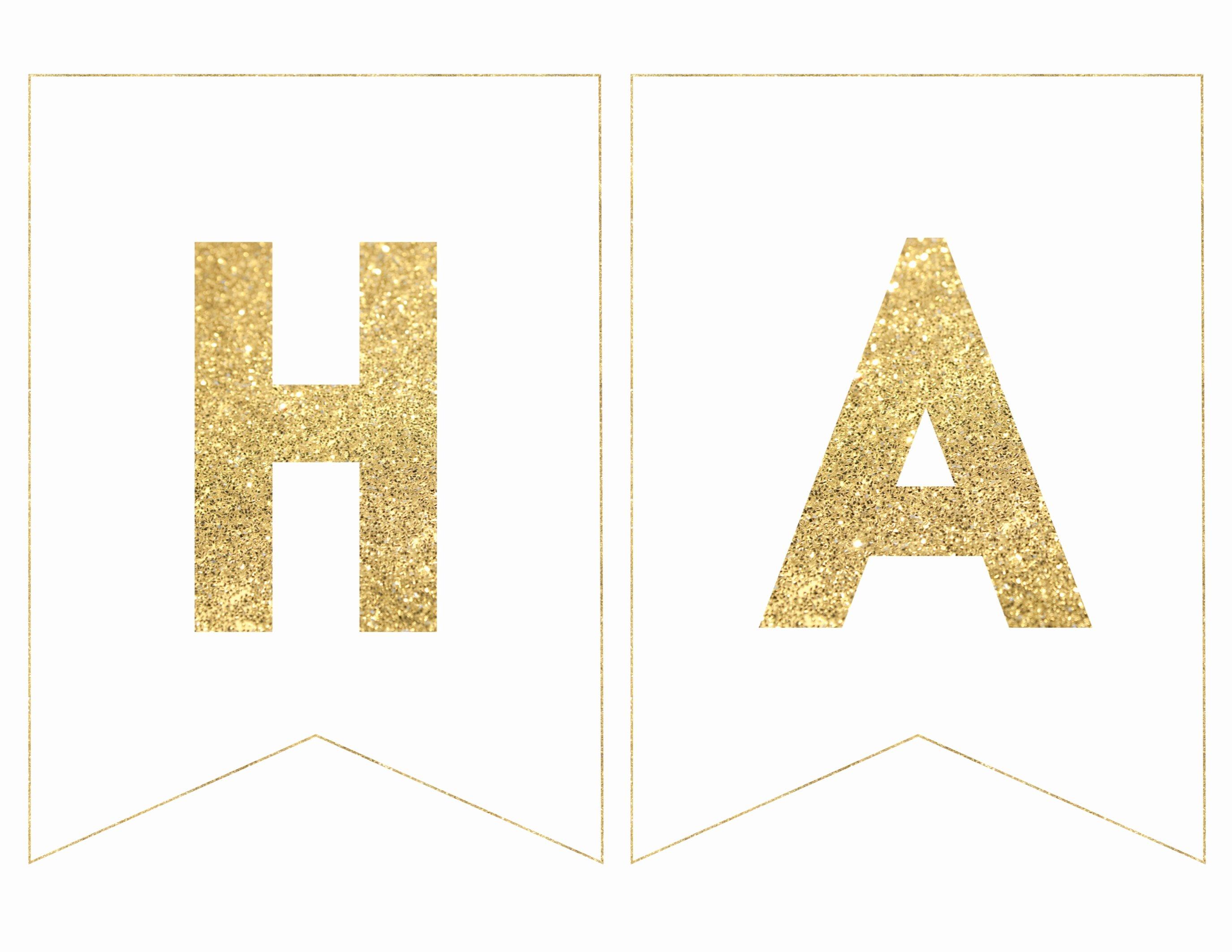 Happy Birthday Banner Template Luxury Happy Birthday Banner Printable Template Paper Trail Design
