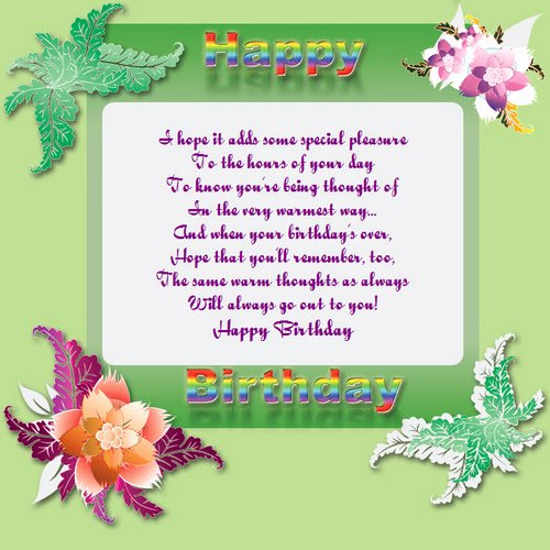 Happy Birthday Email Template Awesome Happy Birthday