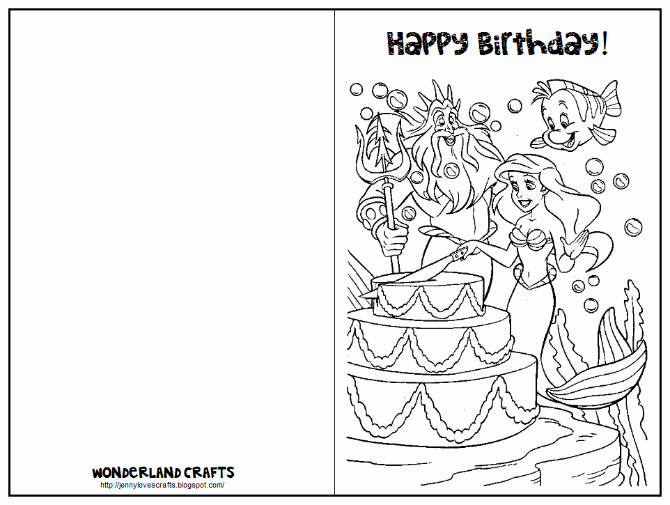 Happy Birthday Email Template Best Of Wonderland Crafts Greeting Cards